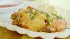 Receta de Pollo a la citronella fácil de preparar