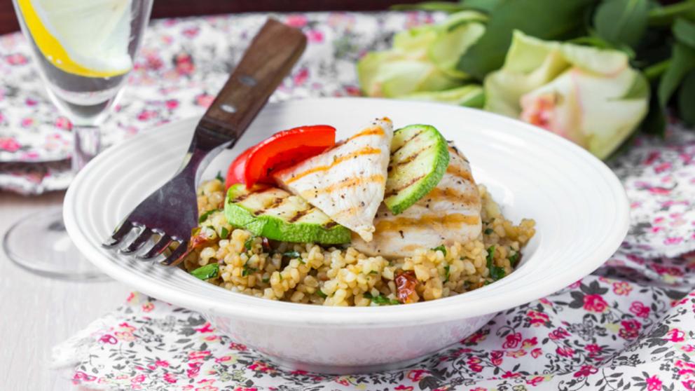 Recetas de quinoa con lentejas y pollo f cil de preparar for Cocinar quinoa con pollo
