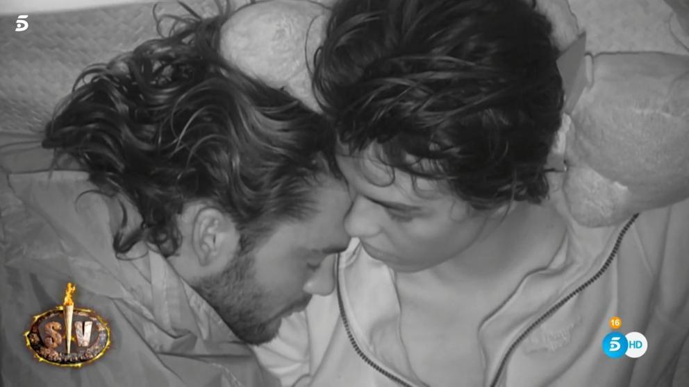 Según Mayte Zaldívar, Logan y Sofía se han besado desde el primer día en 'Supervivientes