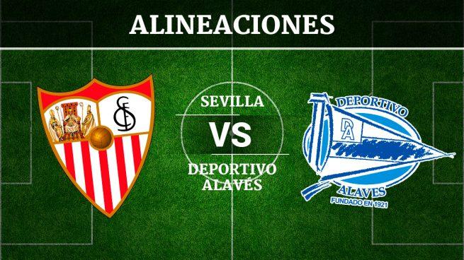 Sevilla vs Alavés