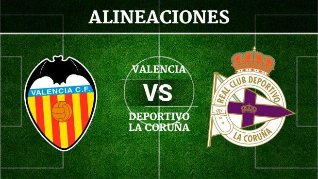 Valencia vs Deportivo de la Coruña