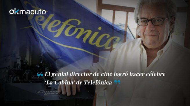 Antonio Mercero y su compleja relación con Telefónica