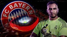 Keylor puede acabar en el Bayern de Múnich.