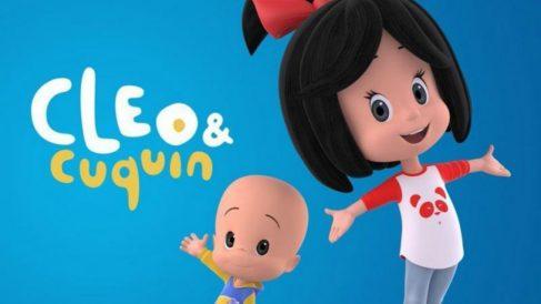 Cleo & Cuquin, divertida serie para los niños
