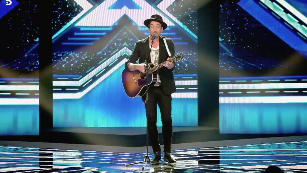 Lobo forma parte del equipo de Montesinos en 'Factor X'