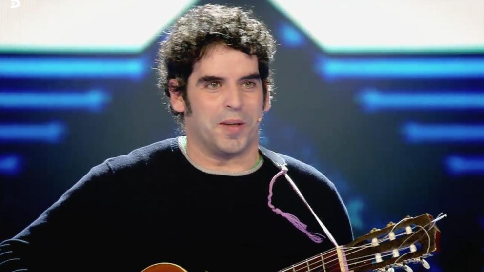 Óscar Noguera causó furor en 'Factor X'
