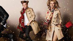 Imagen publicitaria de Burberry (Foto. Burberry)