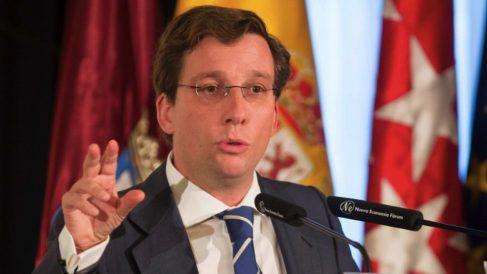 José Luis Martínez-Almeida. (Foto. PP Madrid)