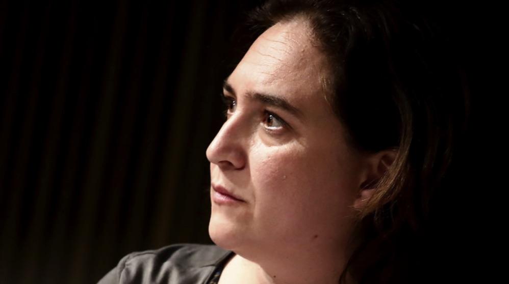 La alcaldesa Ada Colau (Foto. Barcelona)