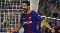 Luis Suárez podría poner rumbo a uno de estos cinco equipos este verano (AFP).