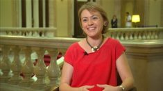 Maria Senserrich, portavoz del PDeCAT. | Última hora Cataluña