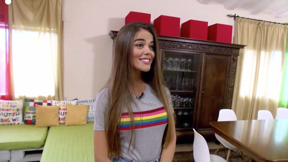 Violeta ha recibido de malas maneras la llegada de Jaime de León a «La casa de los tronistas» de 'MyHyV'