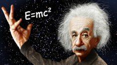 Un experimento demuestra un error de Albert Einstein