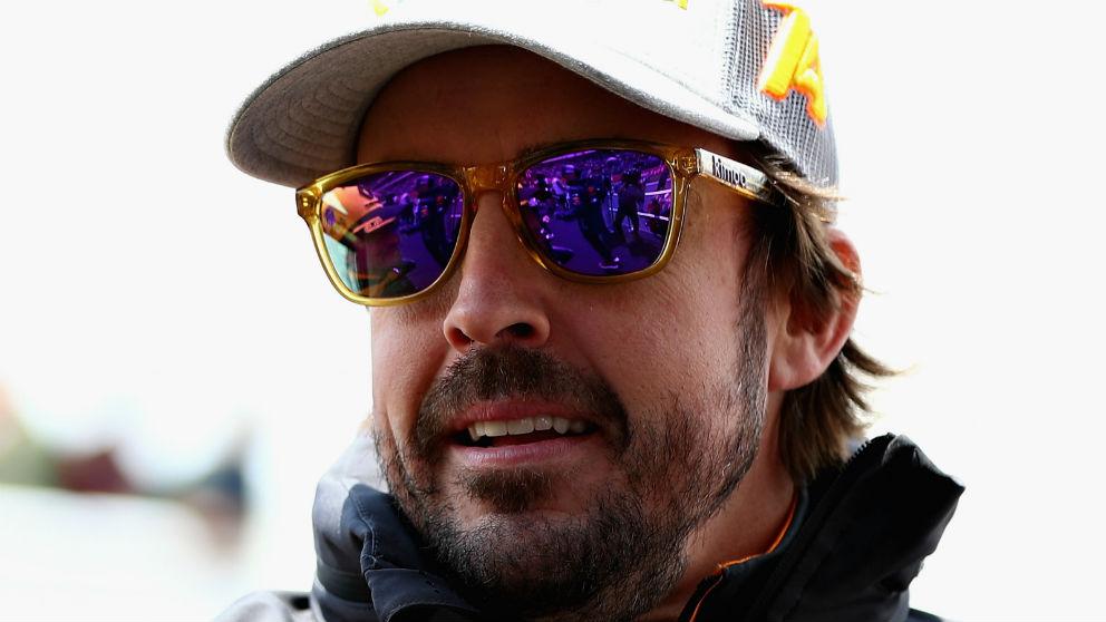 McLaren quiere mantener a Fernando Alonso en su estructura incluso más allá de su retirada de la Fórmula 1, que puede producirse incluso antes de lo que todos pensamos. (Getty)