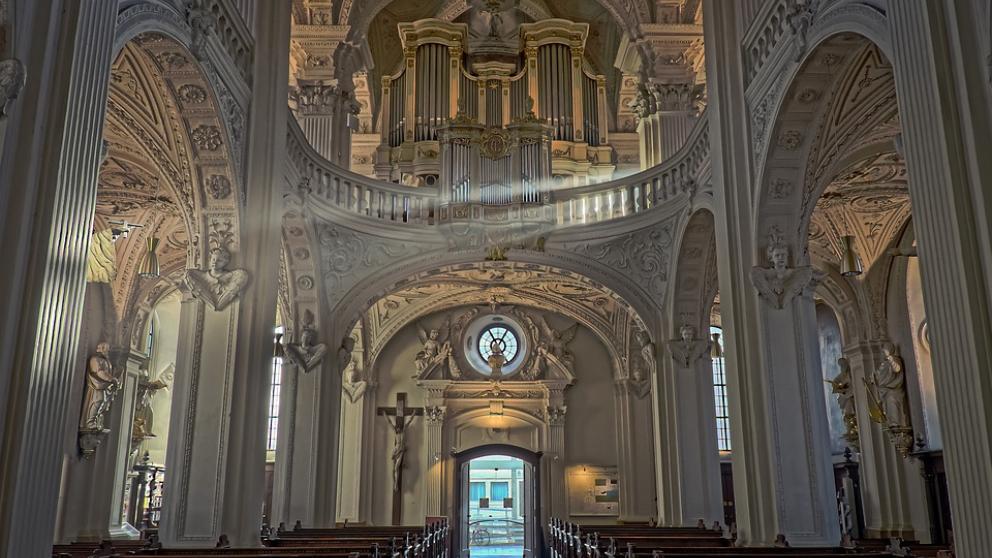 El Barroco, uno de los estilos más famosos del mundo del arte.