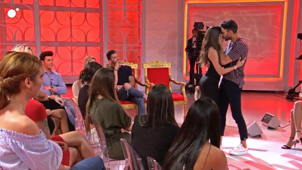 Jaime y Jenni se besan en 'MYHYV'