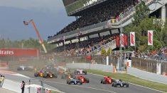 El Circuit de Catalunya ha contestado a la RFEDA a raíz de la polémica surgida con la duración de los himnos de España y Cataluña antes del Gran Premio del fin de semana pasado, dejando claro que respetan ambas banderas por igual.