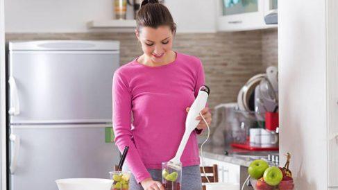 Remedios caseros para poder limpiar bien una batidora