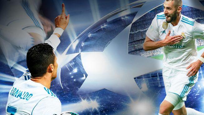 Cristiano quiere que Benzema sea titular en la final de la Champions League
