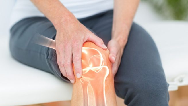 como calmar el dolor de rodilla rapido