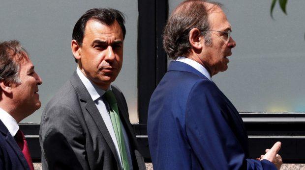 """Garrido recuerda a Cifuentes en su investidura: """"Una profesional entregada al servicio público"""""""