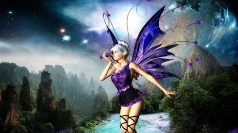 Hadas: origen de la leyenda