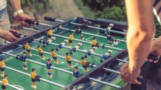 El futbolín es uno de los inventos españoles conocidos a nivel mundial.