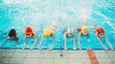 ¿Por qué es bueno que los niños practiquen natación?