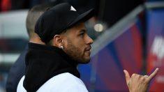 Neymar, en una foto de archivo  (AFP).