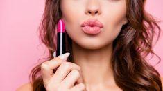 Pasos para pintarse los labios de forma perfecta