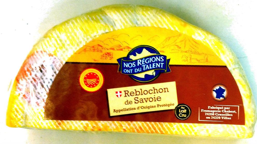 Queso Reblochon de Fromageries Chabert-Vallieres, retirado por intoxicaciones con 'E. coli'.