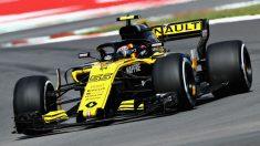 Renault quiere avanzar este año lo suficiente como para situarse a medio segundo de los equipos de cabeza. (getty)