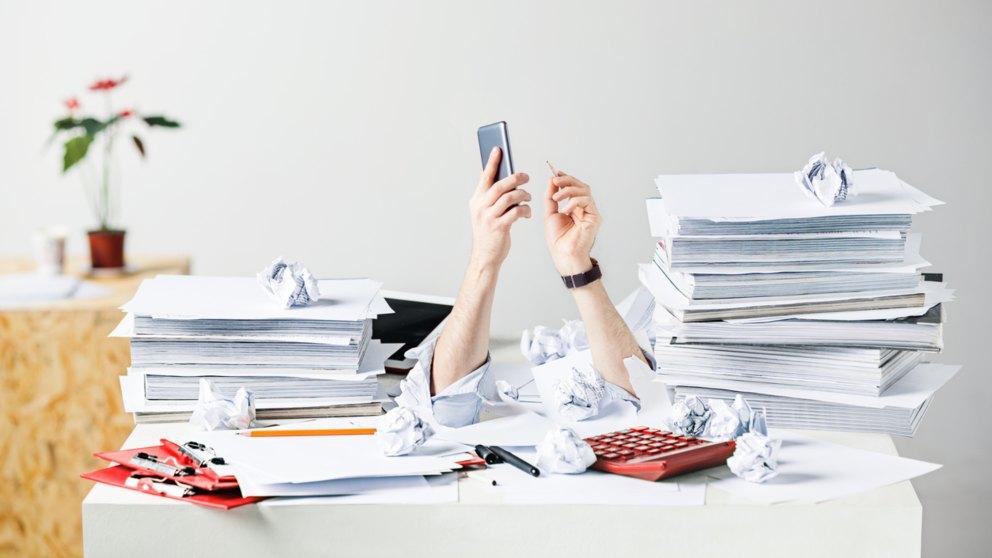¿Eres un workaholic? La adicción al trabajo es muy común en la actualidad.