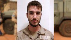 El infante de marina Antonio Carrero Jiménez, fallecido en Mali.