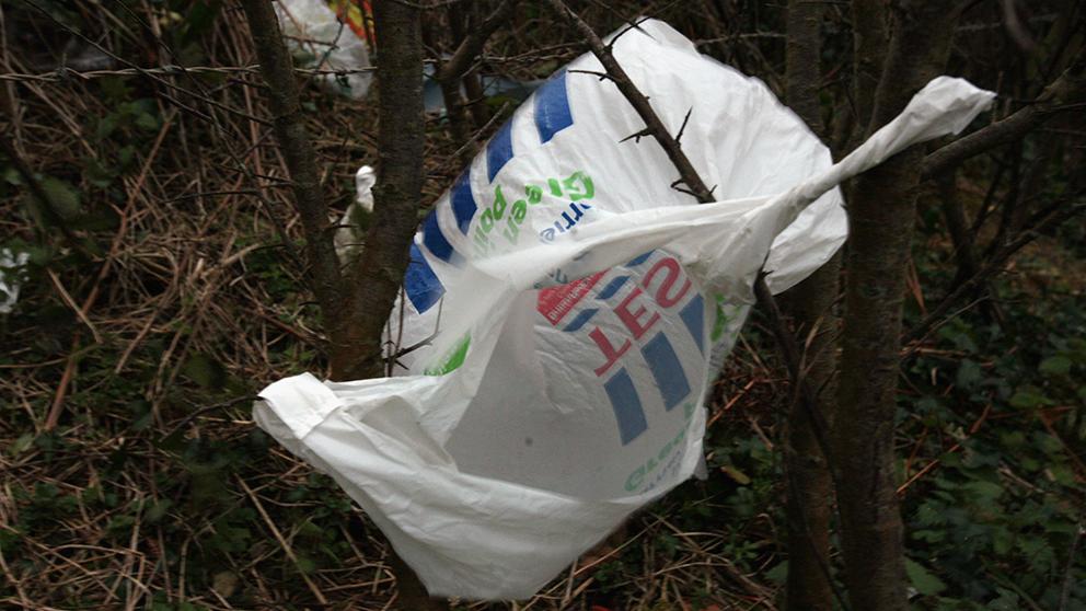 BOlsa de plástico (Foto: GETTY).