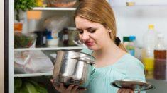 ¿Cómo podemos detectar si la comida está en mal estado?