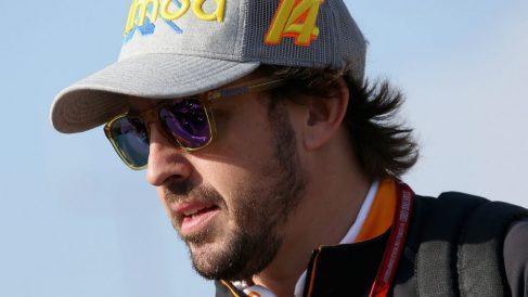 Fernando Alonso es considerado por los expertos de la Fórmula 1 como el segundo mejor piloto de esta temporada, sin tener en cuenta las limitaciones del McLaren que conduce. (getty)
