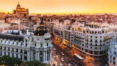 Estos son los mejores atardeceres en Madrid