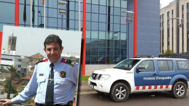 Jaume Monterde, ex Jefe de la USC en la comisaría de mossos de Hospitalet