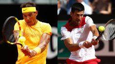 Nadal-y-Djokovic-se-jugarán-el-pase-a-la-final del-Roma-(Getty)