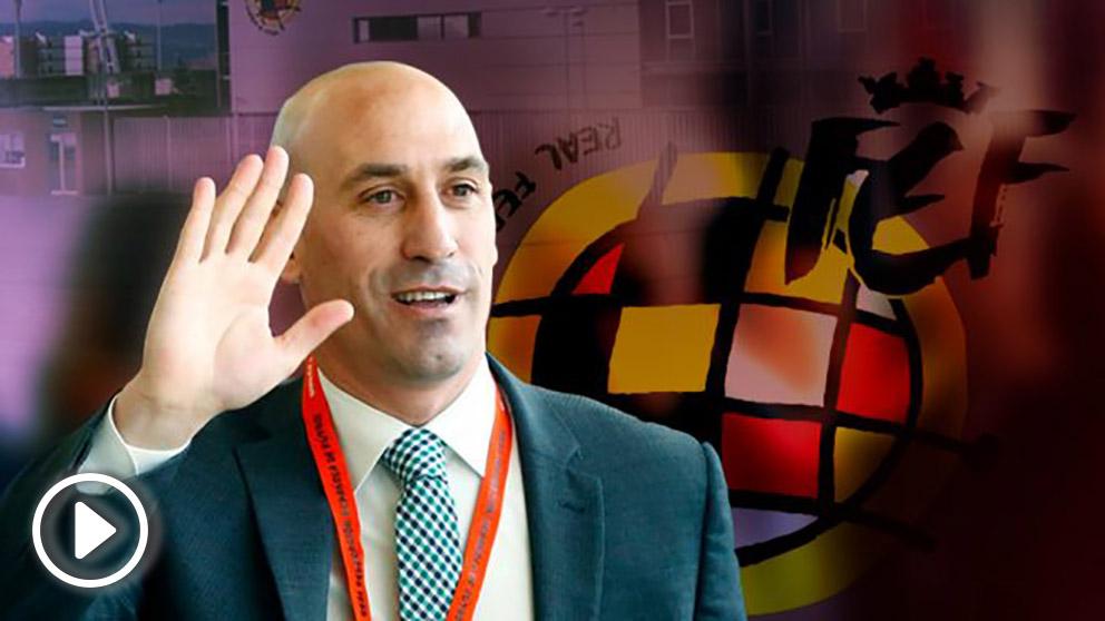 Luis Rubiales, nuevo presidente de la RFEF.