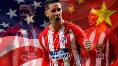 Fernando Torres tiene que elegir: marcharse a Estados Unidos o a China. | Atlético de Madrid