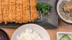 Receta de pollo katsu