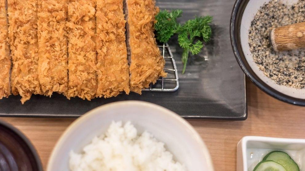 Receta de Pollo katsu Japonés fácil de preparar