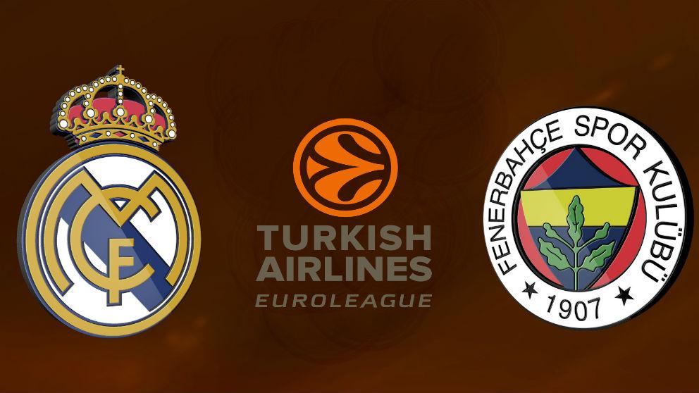 Real Madrid – Fenerbahce | Final Four Euroliga 2018