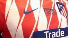 «De niño a leyenda»: el parche con el que el Atlético de Madrid homenajea a Fernando Torres. (atleticodemadrid.com)