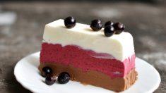 Receta de torta helada un postre único y refrescante