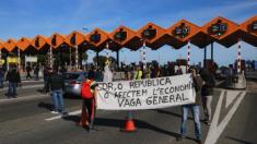 Los CDR cortan peajes la pasada Semana Santa en Cataluña