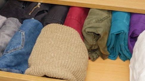 Todos los pasos para organizar los cajones de casa