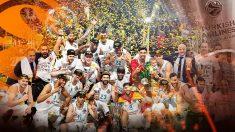 El Real Madrid derrotó al Fenerbahce en la final de la Euroliga y conquistó su décima Copa de Europa.